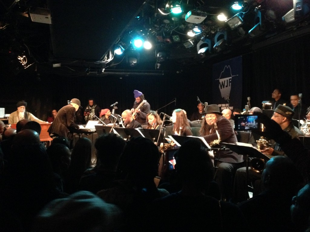 The Revive Big Band, directed by Igmar Thomas and featuring Dr. Lonnie Smith