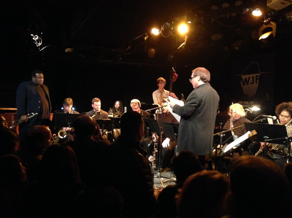 The Wallace Roney Orchestra, conducted by David Weiss