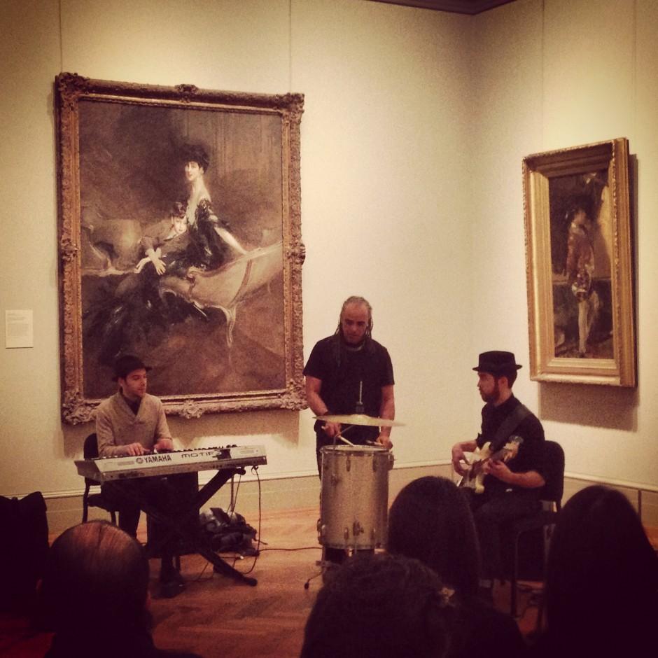 Mino Cinelu's World Jazz Trio