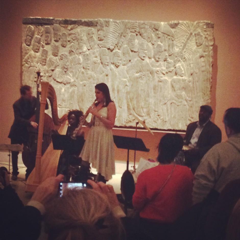 The Brandee Younger Jazz Harp Quartet