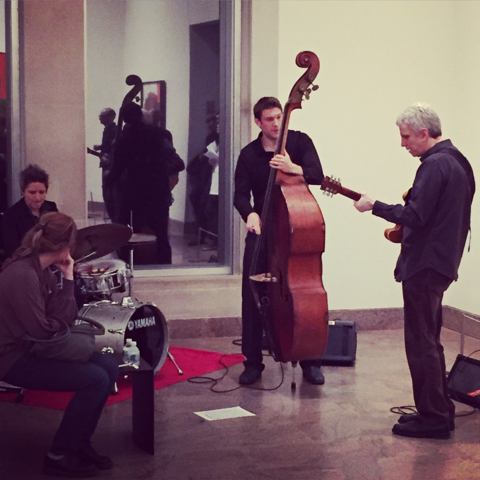 Diver Trio w/ Allison Miller, Steve Cardenas, and Ben Allison